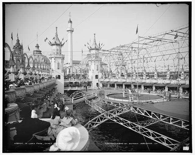 Luna Park, Coney Island, N.Y. circa 1905