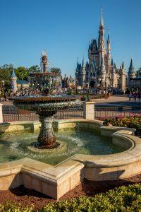 Disney's Magic Kingdom Hub
