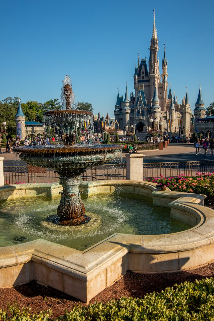 Disney's Magic Kingdom Hub