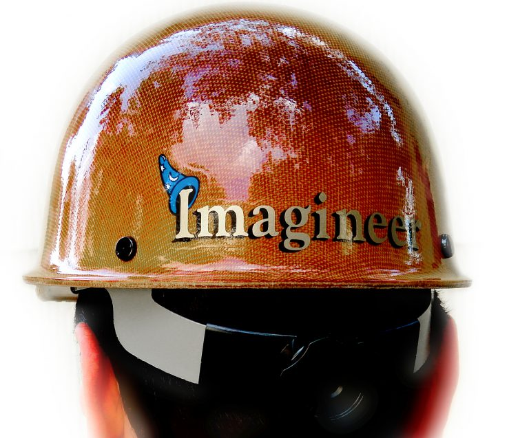 Disney Imagineer Hardhat