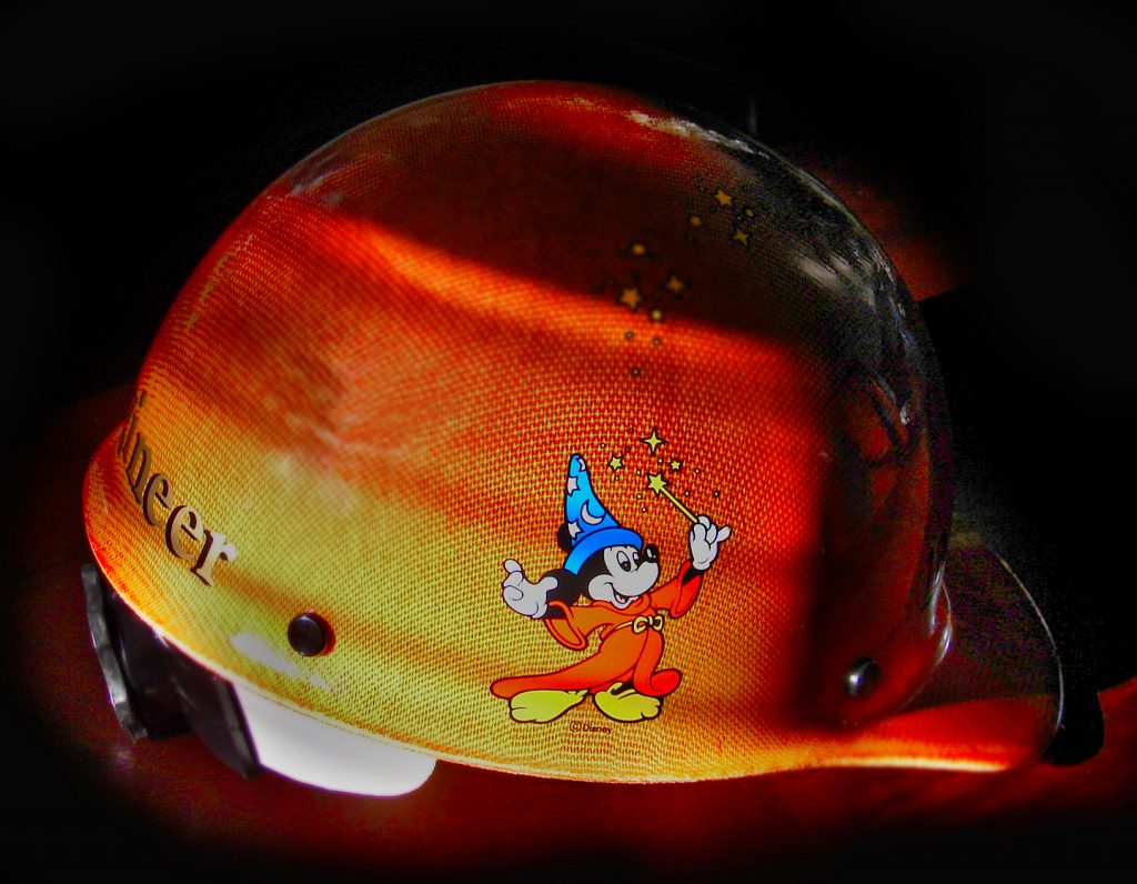 Walt Disney Imagineering Hard Hat