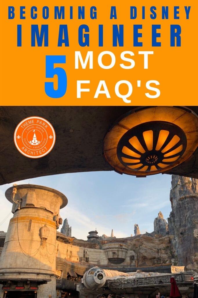 Becoming a Walt Disney Imagineer 5 Most FAQ