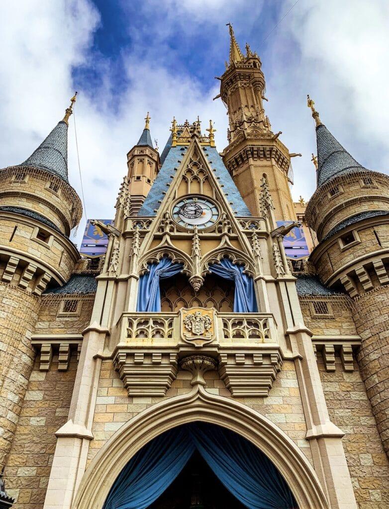 Cinderella Castle Entry