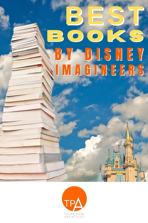 Best Books By Disney Imagineers